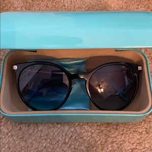 Excellent used Tiffany and Co sunglasses